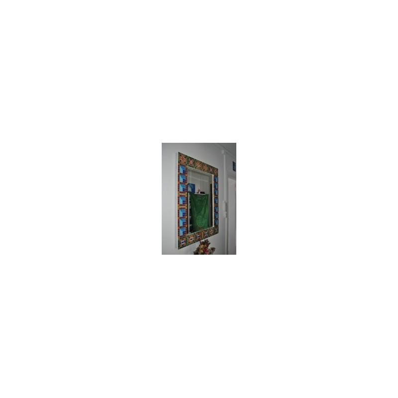 3d mosaik spiegel. Black Bedroom Furniture Sets. Home Design Ideas